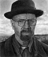 Heisenberg / Walter White by Pencil-Perfect