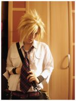 FFVII: Time for school by niemtold