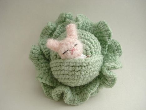 Cabbage Baby by MoonYen