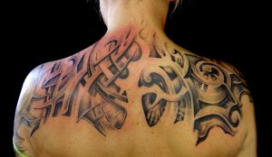 Irenes Back 3 by phoenixtattoos