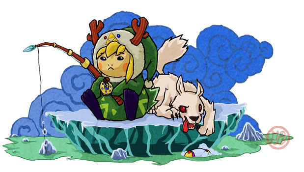 Anouki Link WWS by the19thGinny