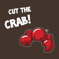 CUT THE CRAB by Normero