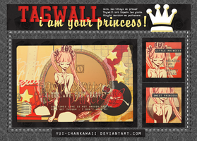 Tagwall 1 ''I am your princess'' by Yui-chanKawaii