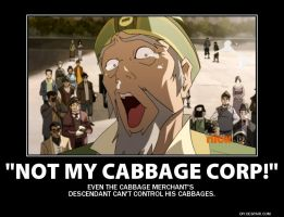 Not my Cabbage Corp by xxBrandy