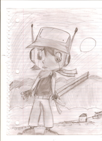 Cave story doodle by ninjacookie19