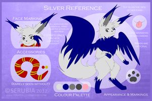 Silver Reference by ruubia