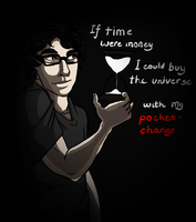 If Time Were Money by TheBritishGeek