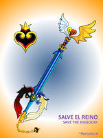 salve el reino -save the kingdom- by portadorX