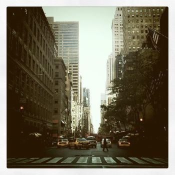 New York City by cuzbailx3