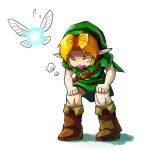 3DS_Ocarina_of_time_Link by rdanys