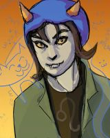 nepeta :3 by Phinnimonster