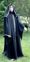 Scholar's Robe by DesignsbyLadyFaire