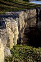 Old Stone Wall by epicninja88