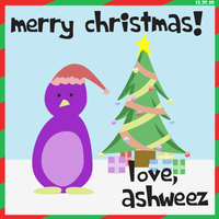 Merry Christmas 2010 by ashweez
