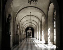 versaille: hallway by xquared