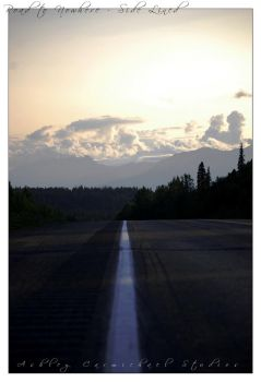 Road to Nowhere - Side Lined by AO-Photography