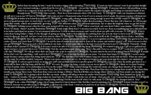 BIG BANG QUOTES by raining-pocky88