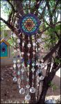 Sri Yantra Dream Catcher by andromeda