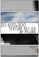 Texture set 03 by pildas