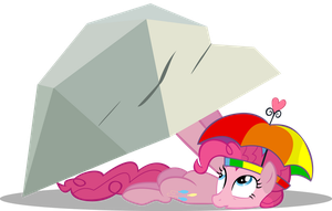 Pinkie's Hide and Seek by CloudshadeZer0