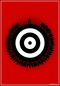 White Stripes - Seven Nation Army Poster by Lafar88