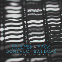 Brushes Pack by G B by Indigohx