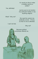 Politically Incorrect by Kamden