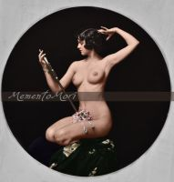 Ziegfeld girl Dorothy Flood II by M3ment0M0ri