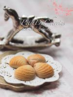 Seashell Cookies by PetitDeCherries