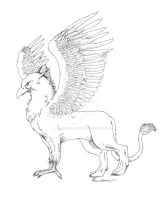 Griffin (2010) by EricGarcia-Mnkyboyee