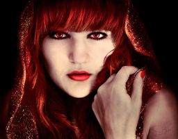Electric Red by Sarah-BK
