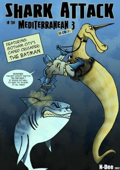 Shark Attack in the Mediterranean featuring... by N-Dee