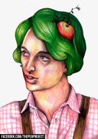 Apple apple. by ThePea