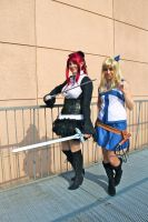 Fairy Tail Cosplay by Tanpopo89