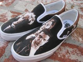 +Depeche Mode Vans+ by corgi
