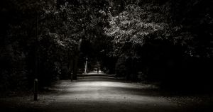 near dark walk by awjay