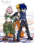 Naruto-Team 7-punk-goth-things by askerian