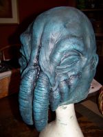 WIP Custom Cthulhu based on Stephen Hickman statue by user-name-not-found