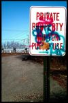 Private Property by BeckyMarie73