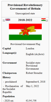 Provisional Government by Party9999999