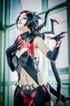AX 2013: Glory Lamothe, LoL Elise (3) by ModelMosa