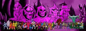 filmation evil by AlanSchell