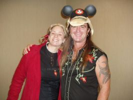 Me and Scott McNeil by eburel506
