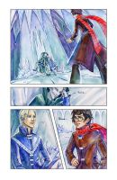 Harry Potter ~ Harry Potter and the Snow king by zarin-a
