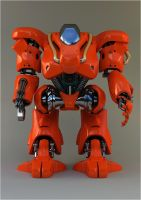 Robo_Red_01 by XenoriouS