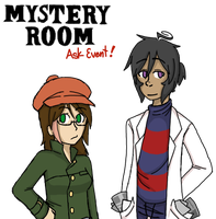 Mystery Room Ask Event! by Alaskaaaa