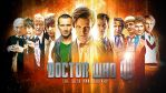 Doctor Who 50th Anniversary by Void95