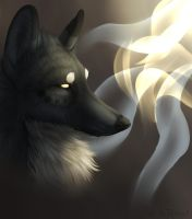 Spirit Smoke by TieWolf