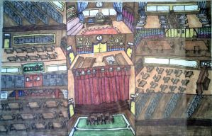 The Inside of The School (PIC 2) by KambalPinoy