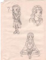 Slayers fancharacter by Doodlebotbop